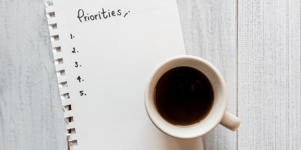 Learning the Art of Prioritizing